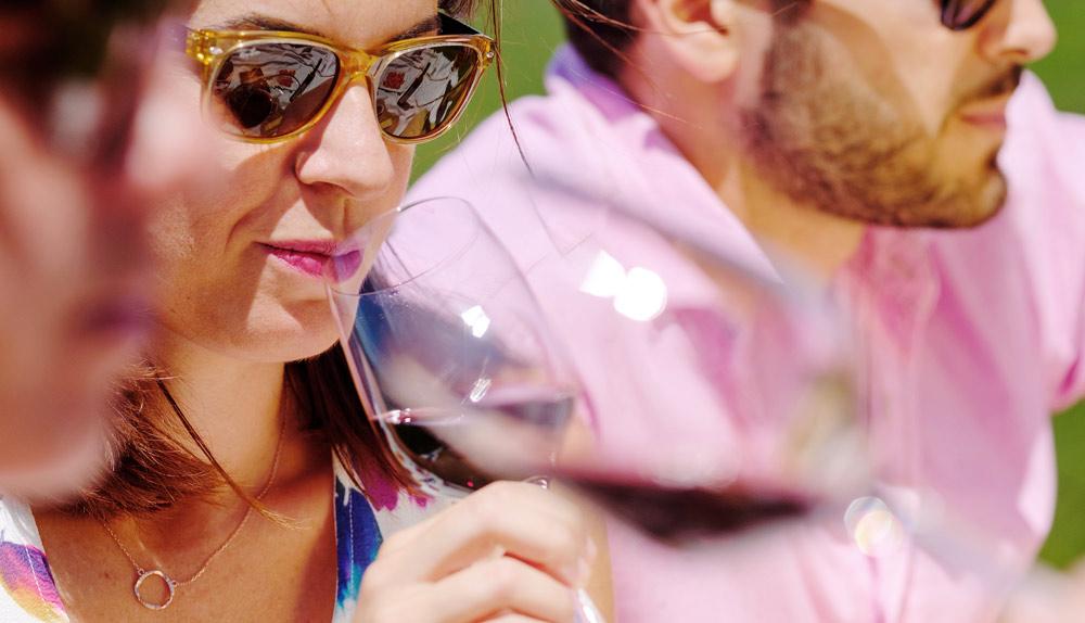 errores comunes al beber vino